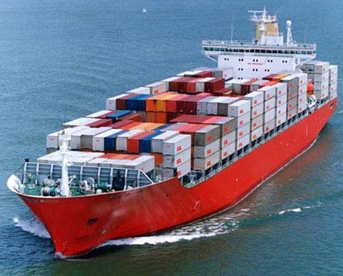 DV vận chuyển hàng hóa bằng đường biển